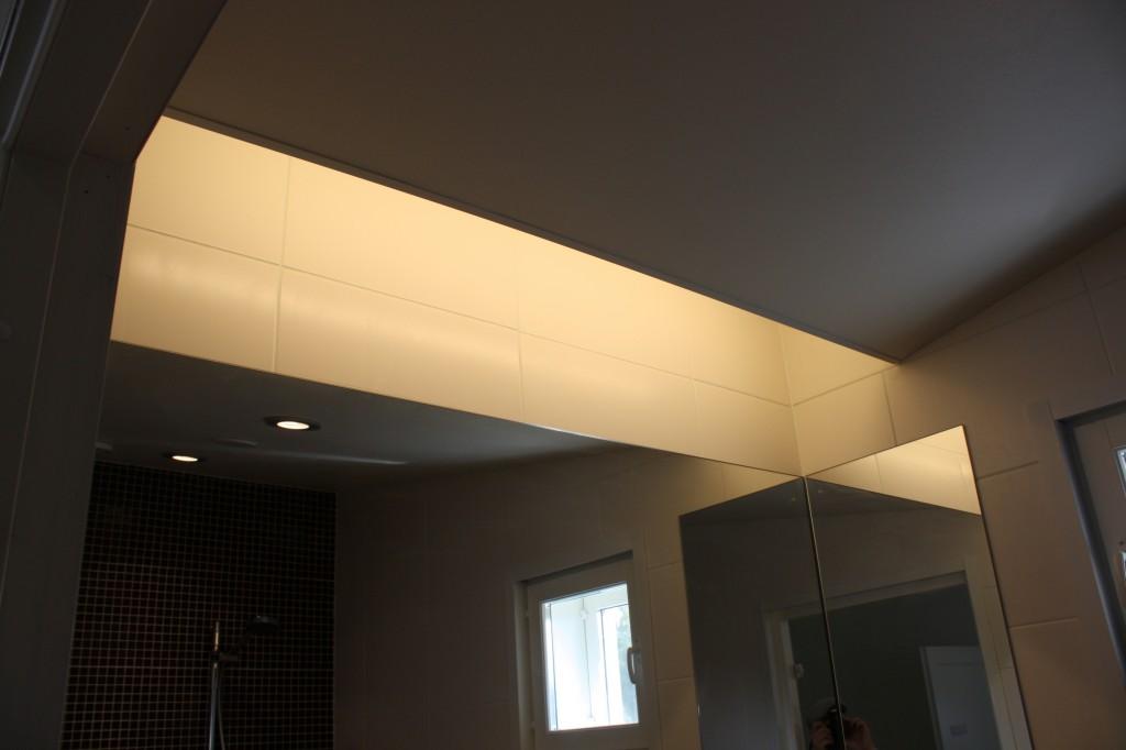 Talo 32 - Lapplin Duo Tässä on jo selkeästi suurempi rako ja heti valaisee ihan eritavalla.